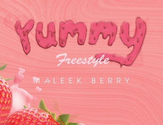 Maleek Berry - Yummy Freestyle (Justin Bieber Cover) Mp3 Audio Download
