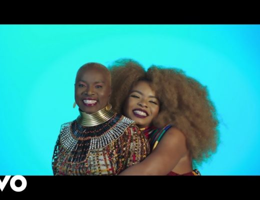 VIDEO: Yemi Alade Ft. Angelique Kidjo - Shekere Mp4 Download