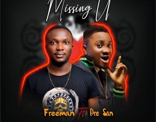 Freeman - Miss You Ft. Dre San - LYRICAL4CES